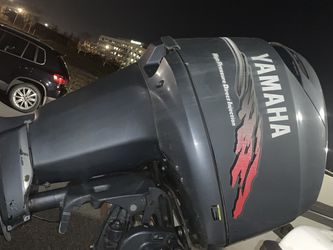 2001 Yamaha 200hp Outboard for Sale in Gaithersburg,  MD