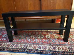 IKEA small black shelf for Sale in Covington, WA