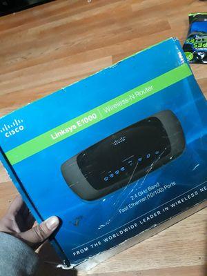 "Wifi wireless router. ""Modem"" for Sale in Oakland, CA"