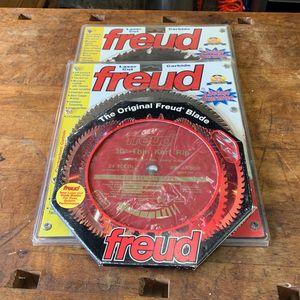 "Freud 10"" Table Saw Blades for Sale in San Diego, CA"