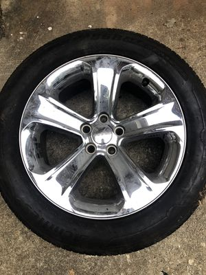 Rims and tire for Sale in Greenville, SC