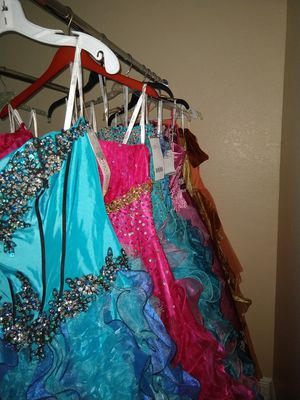 Quinceañera dresses and flower girl dresses for Sale in Cape Coral, FL