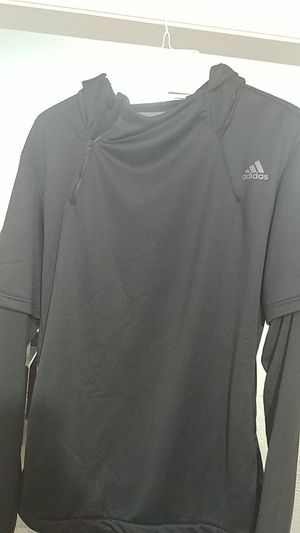Adidas Men's shooter hoodie XL for Sale in Garland, TX