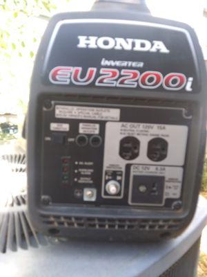Honda generator for Sale in Midland, TX