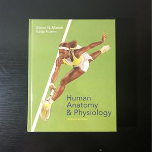 Human Anatomy & Physiology Textbook for Sale in Garden Grove, CA