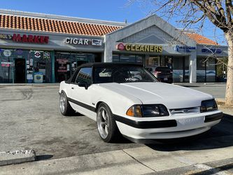1988 Lx Mustang for Sale in Morgan Hill,  CA