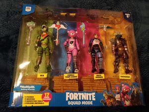Fortnite Squad Mode Figures (Make An Offer) for Sale in Pineville, LA