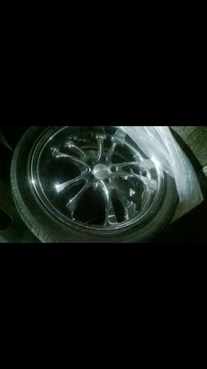 "20"" rims 114.3mm bolt pattern for Sale in Rochester, NY"