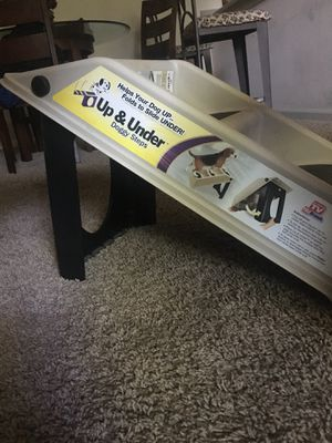 Dog step stool for bed couch ect for Sale in Mount Juliet, TN