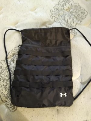 Under Armour sportstyle sackpack for Sale in Sheridan, CO