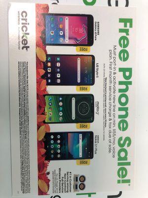 Cricket wireless for Sale in Fort Pierce, FL