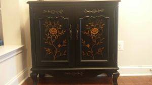 Beautiful doorway accent cabinet from ashley for Sale in Clarksburg, MD