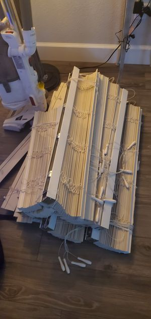 Free blinds for Sale in Gilroy, CA