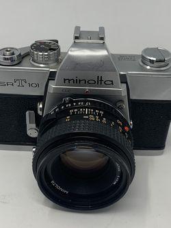 Minolta SRT 101 50mm F1.7 for Sale in Mesa,  AZ