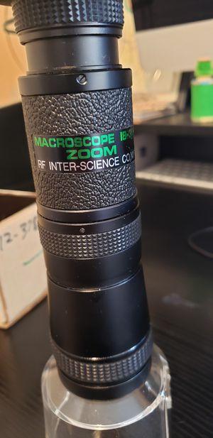 inter-science microscope for cameras for Sale in Murfreesboro, TN