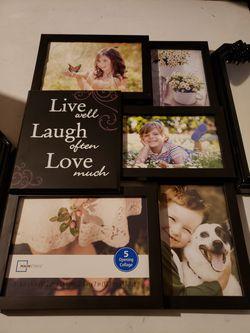 Photo frame & sconces for Sale in Wichita,  KS