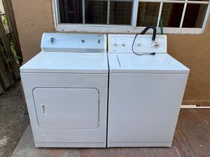 Lavadora y secadora ! Washing machine and dryer. for Sale in Miami, FL