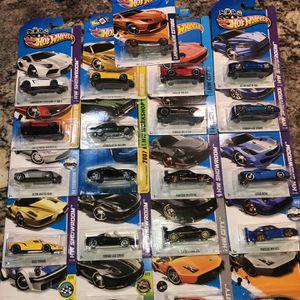 Hot Wheels Import Car Lot for Sale in Wanatah, IN