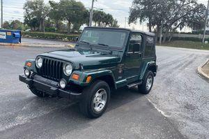 1999 Jeep Wrangler for Sale in Lodi, NJ