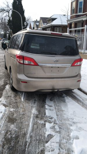 Nissan Quest 2012/2013 very clean and running good for Sale in Chicago, IL