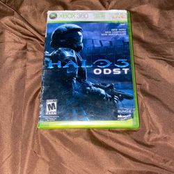 Halo 3 ODST For Xbox 360 for Sale in Gresham,  OR