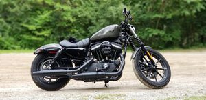 2019 Harley-Davidson iron 883 for Sale in Westland, MI