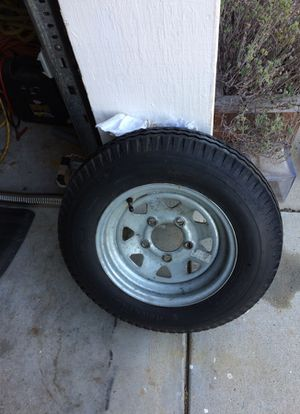 Spare tire for trailer for Sale in Watsonville, CA