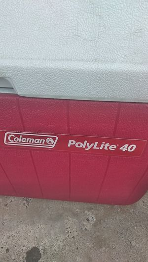 Coleman cooler for Sale in Bolingbrook, IL