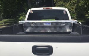 BETTER BUILT - TRUCK BED TOOL BOX for Sale in Hopewell, VA