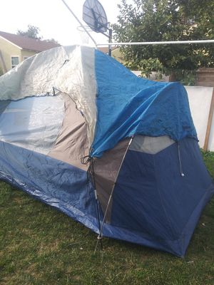 Camping gear $40. Firm price Located in Pomona for Sale in Pomona, CA