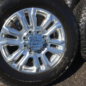 Brand new 2020 Denali 3500HD Oem WHEELS for Sale in East Providence, RI