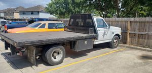 1997 ford f350 flatbed for Sale in Houston, TX