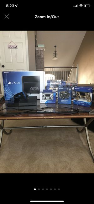 PS4 Bundle for Sale in Benbrook, TX