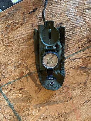 Military grade compass for Sale in Monroe Township, NJ