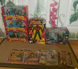 Action figures Marvell collection. for Sale in Las Vegas, NV