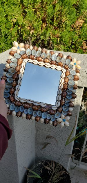 Sea Shell Mirror for Sale in Goodyear, AZ