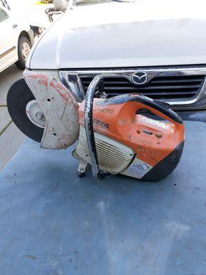 Stihl ts410 saw for Sale in Winton, CA