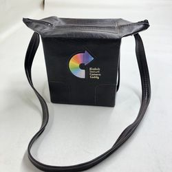 Vintage Kodak Instant Camera Caddy Brown Faux Leather Storage Bag Case for Sale in Collinsville,  IL