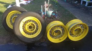Chevy ford rims for Sale in Jackson, NJ
