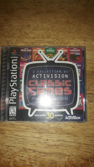 Activision Classics Games for Sale in Fontana, CA