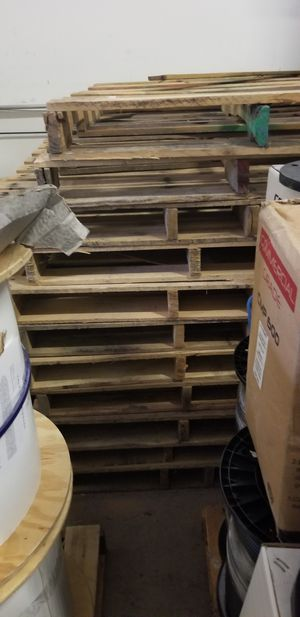 Pallets for Sale in Houston, TX
