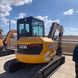 JCB 55Z Mini-excavator for Sale in Fort Worth, TX