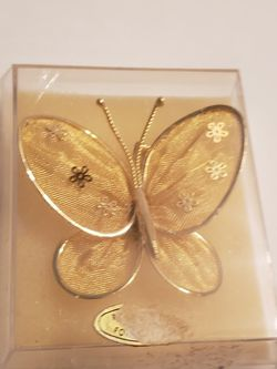 Butterfly Pin Brooch for Sale in Southington,  CT