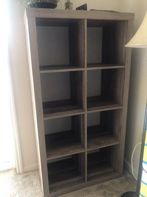Cube organizer storage shelves for Sale in Champaign, IL