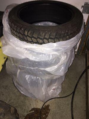 Set of Mastercraft Glacier Grip II 215/45R17 for Sale in Fennville, MI