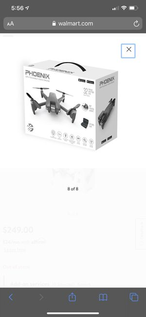 Vivitar VTI Phoenix video drone for Sale in San Bernardino, CA