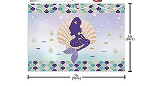 Mermaid backdrop for Sale in Santa Ana, CA