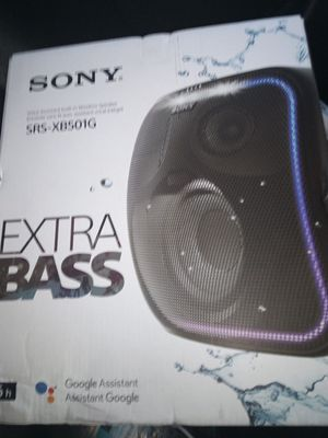 SONY BLUETOOTH for Sale in SeaTac, WA