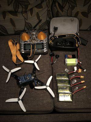 Fpv Race drone full gear. for Sale in San Antonio, TX