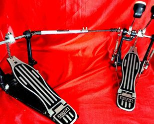 Dixon Double Bass Drum Pedal !!$80 Or Best Offer ! for Sale in Fort Lauderdale,  FL